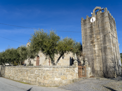 Igreja Matriz - Gradiz