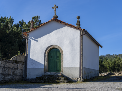 Capela Santa Iria - Gradiz