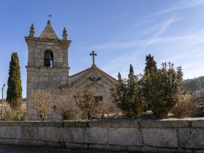 Igreja Matriz - Sequeiros