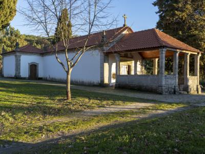 Santuário de Nossa Senhora dos Verdes - Forninhos