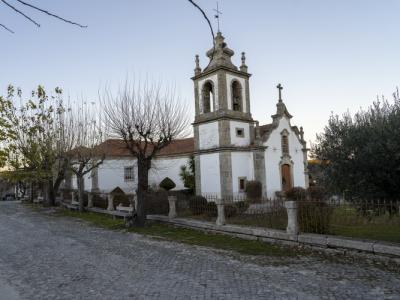 Igreja Matriz - Pena Verde