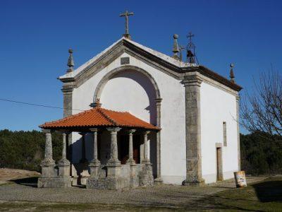 Capela Senhor do Castelinho - Ancinho / Eirado