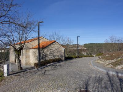 Capela Nossa Senhora do Leite e Cruzeiro - Aguiar da Beira
