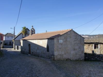 Capela de Santa Luzia - Sargaçais / Souto