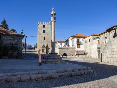 Largo dos Monumentos - Aguiar da Beira