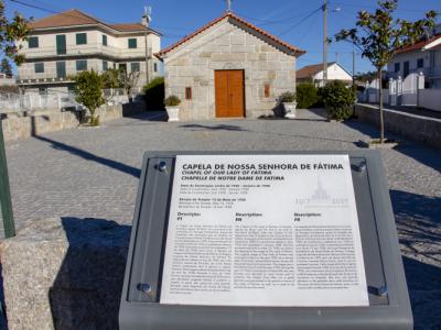 Capela Nossa Senhora de Fátima - Coruche