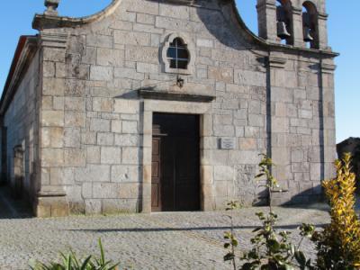 Igreja Matriz - Carapito