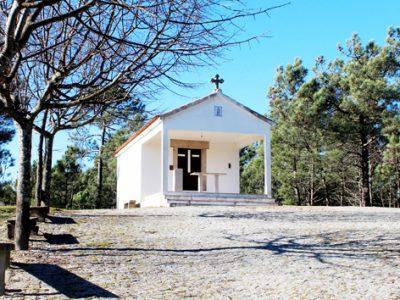 Capela Santa Bárbara - Dornelas