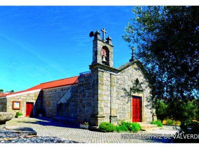 Igreja Matriz - Valverde