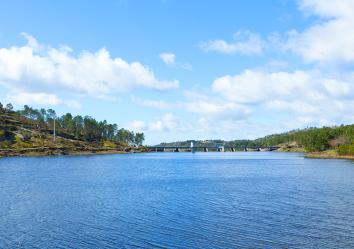 Barragem Fumadinha